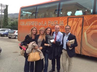 La delegazione di Unict che ha partecipato a Start Cup Sicilia (Palermo)