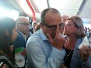 Davide Faraone sottosegretario governo Renzi a Sicilia Futura
