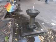 La fontanella in piazza Horacio Majorana Catania a Catania