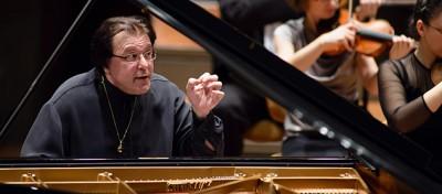 Il pianista russo Andrei Gavrilov