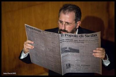 Carlo Ferreri in Bemporad (le foto sono di Salvo Puccio per Officine Culturali)