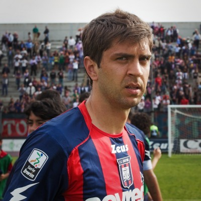 Caetano Calil attaccante Catania Calcio