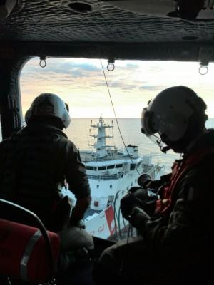 2° Nucleo Aereo Guardia Costiera