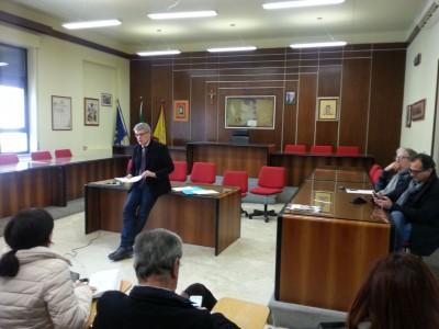 Il sindaco Nino Borzì di Nicolosi