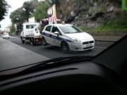 sostare porta via auto vigili urbani catania