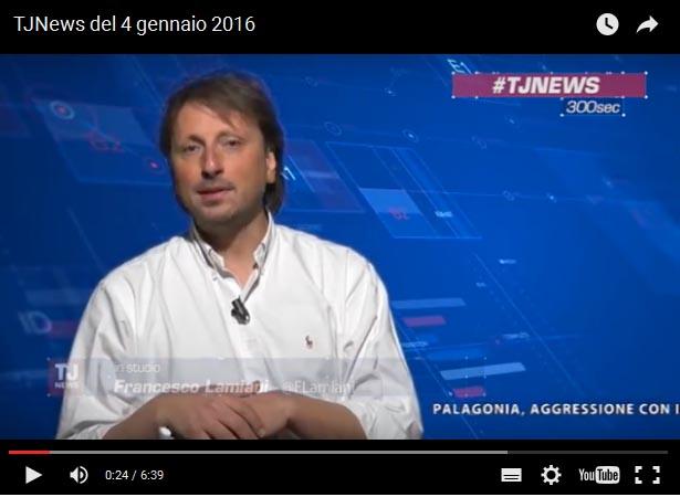 Francesco Lamiani direttore del nuovo TJNews