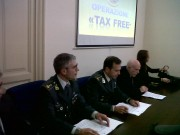 Conferenza stampa in Procura per l'arresto di Virlinzi e Impallomeni
