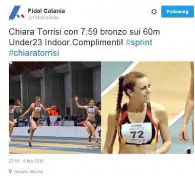 Chiara Torrisi Fidal
