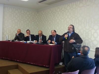 Bad company Amt, Christian Petrina, Luca Sagneri, Peppino Idonea, Rocco Todero e il senatore Giarrusso del M5S