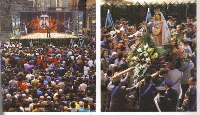 Pasqua ad Adrano, Diavolata e Angelicata diventano patrimonio dell'umanità