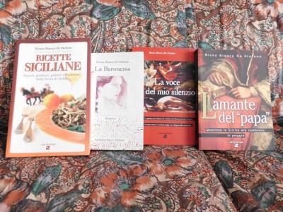 I libri di Bruna Bianca De Stefano