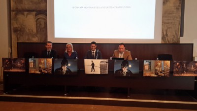 Il tavolo sul Senso della Sicurezza organizzato da Aias Sicilia