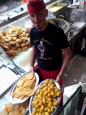 Lo chef Antonio Buffa