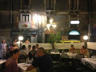 Trattoria del Cavaliere Catania