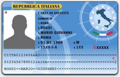 04 B - Carta d'identità elettronica