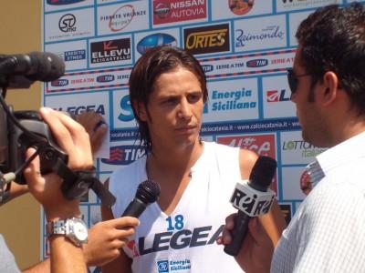 Marco Biagianti, Calcio Catania