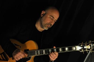 Il musicista Antonio Ferlito
