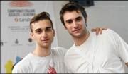 Daniele ed Enrico Garozzo