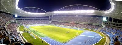 L'Estádio Olímpico João Havelange, dove si terranno le gare di atletica (ph Wikipedia)