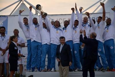 Italia vince i mondiali di canoa polo a Ortigia (Siracusa)