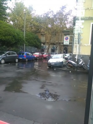 Via Dolo, ingresso PS Garibaldi