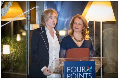 Cristina Caboni e Ornella Laneri