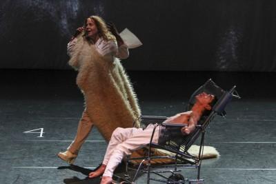 Monica Felloni e Danilo Ferrari (ph.Jessica Hauf
