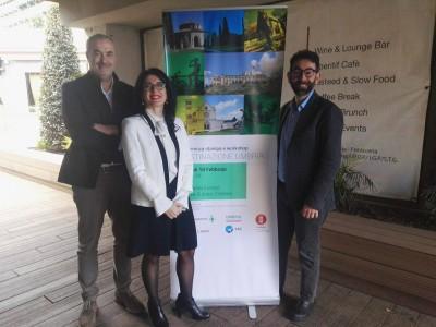 """La presentazione del progetto """"Destinazione Umbria"""""""