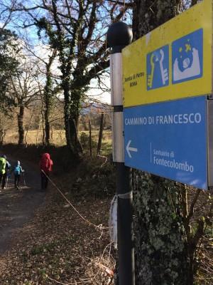 La Via di Francesco, immagini di viaggio Umbria