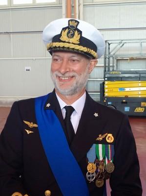 Agostino Baldacchini, comandante di fregata