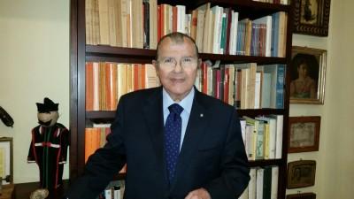 Adelfio Elio Cardinale, pres. Società Italiana Storia della Medicina