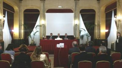 L'apertura dei lavori della Settimana della Salute in Sicilia. Palermo
