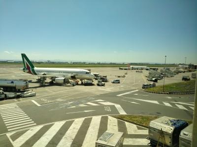 aeroporto Fontanarossa, la pista