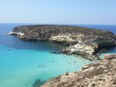 Lampedusa, isola dei Conigli