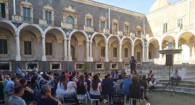 Made in Sicily, la presentazione ai Benedettini