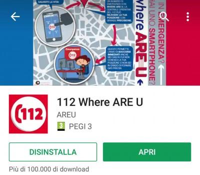 App NUE 112