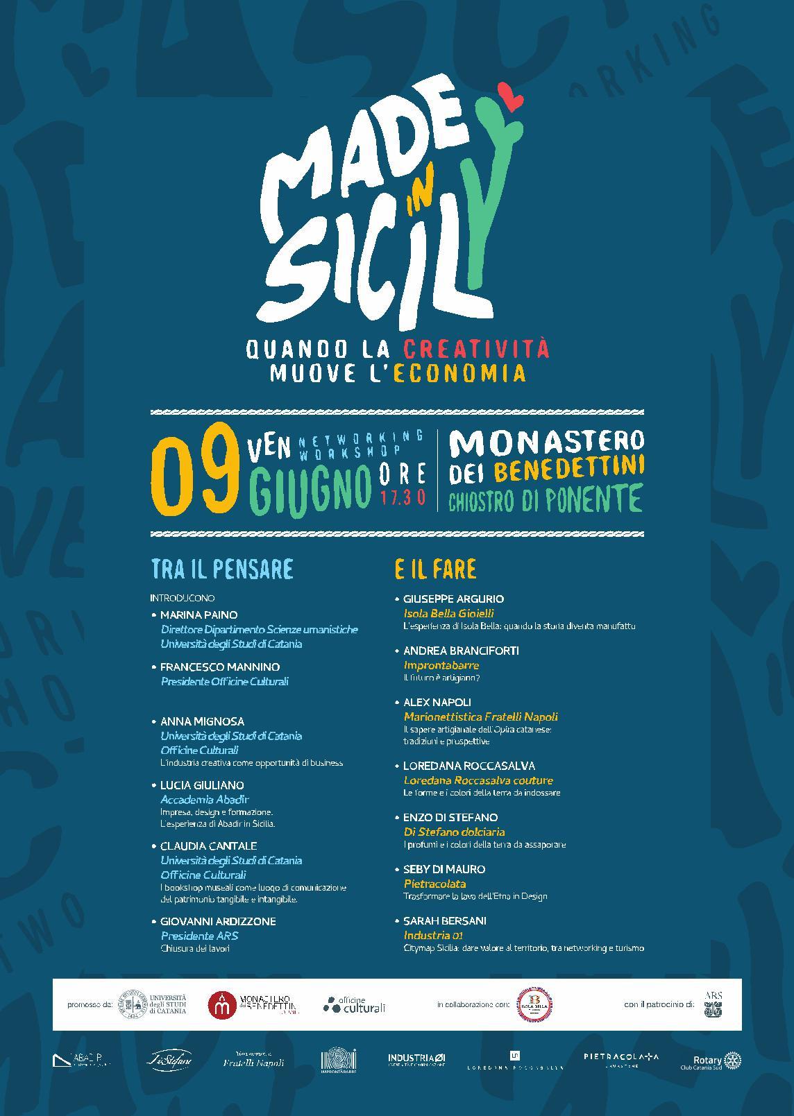 programma made in sicilia