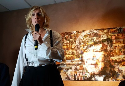 Ornella Laneri presidente della Fondazione Oelle Mediterraneo Antico