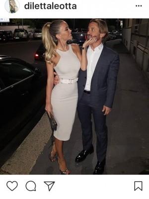 Diletta Leotta e Mirko Manila (foto da Instagram)