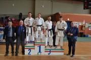 Karate - Flaccavento, Pane, Grasso, Guastella, Giandinoto, De Caro e Sindaco Rubino