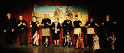 Marionettistica F.lli Napoli-Catania (Teatro Piscator-CT-2007)