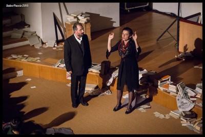 Carlo Ferreri e Pamela Toscano