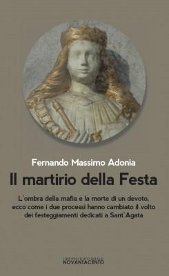 il martirio della festa - Adonia copertina 1