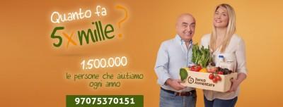 Banco Alimentare 5X1000