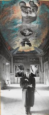 Autore sconosciuto Il Palazzo del Vento ca. 1971 © Salvador Dalí, Fundació Gala-Salvador Dalí, Catania, SIAE, 2018