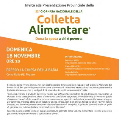 Presentazione Ragusa 18.11.18