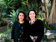Rosanna Epaminonda e Lucia Tuccitto