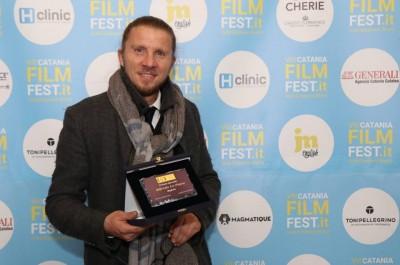 Il regista Alfredo Lo Piero