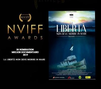 La libertà non deve morire in mare, FilmFest Amsterdam