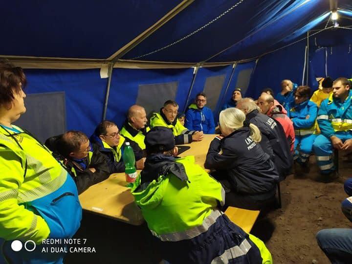 Belpasso, esercitazione protezione civile sette